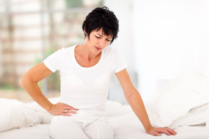 Menopause and digestive problems