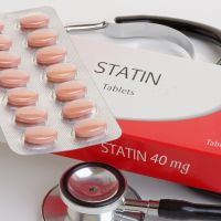 Statins lower the risk of heart disease