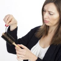 Hair loss in women approaching menopause