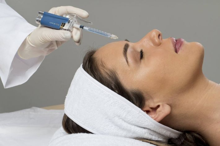 Juvapen, wrinkle softening injections Central London GP