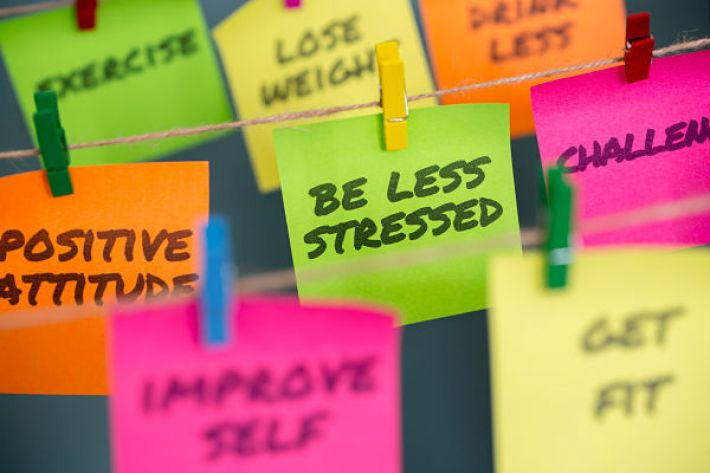 Advice about managing stress